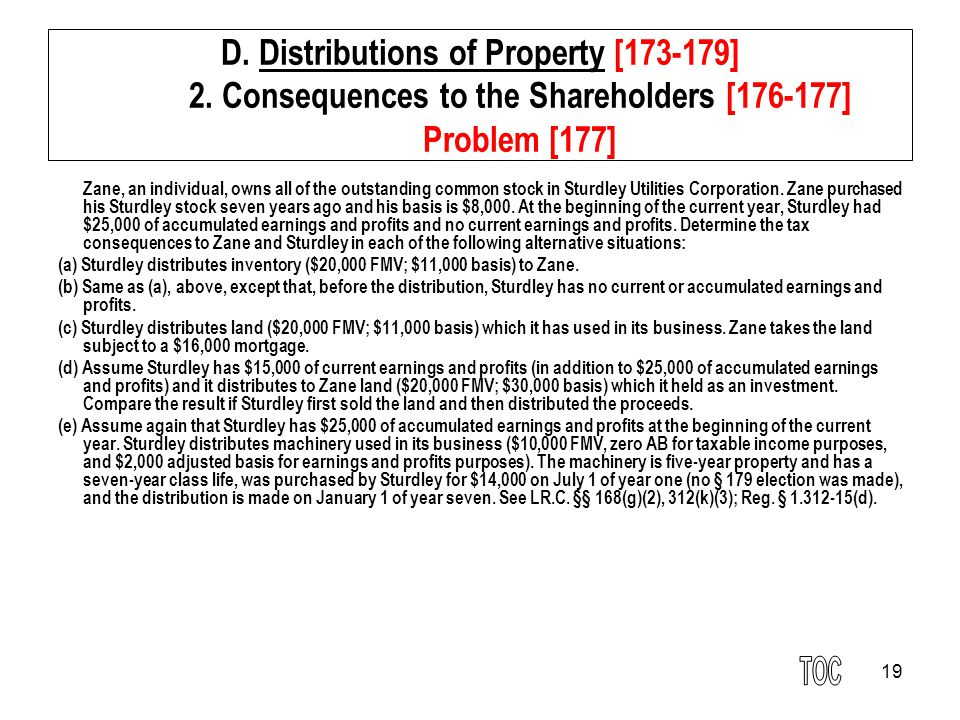 D. Distributions of Property [173-179] 2